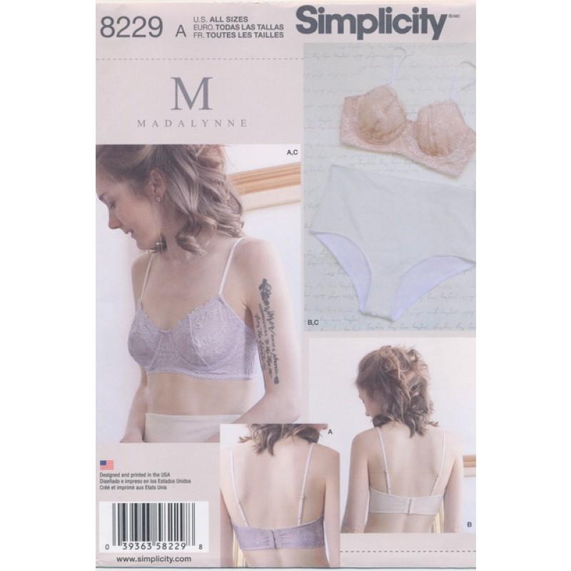 Simplicity 8229 BH - Trusser