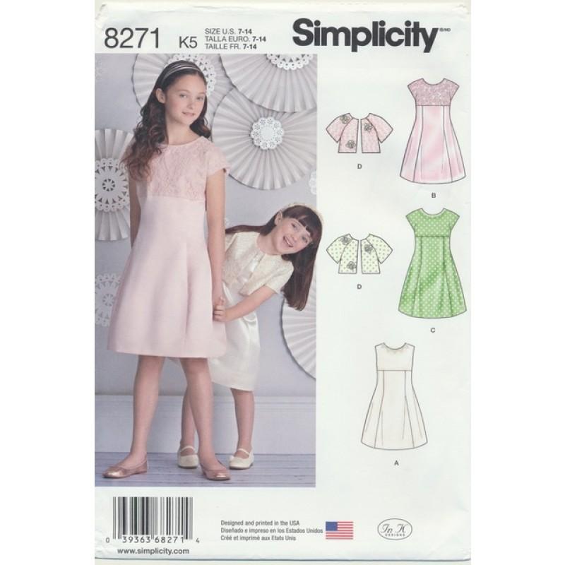 Simplicity8271Pigekjoleogkortjakke-03