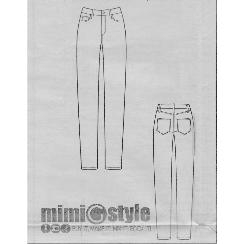 Simplicity 8516 Jeans bukser-03