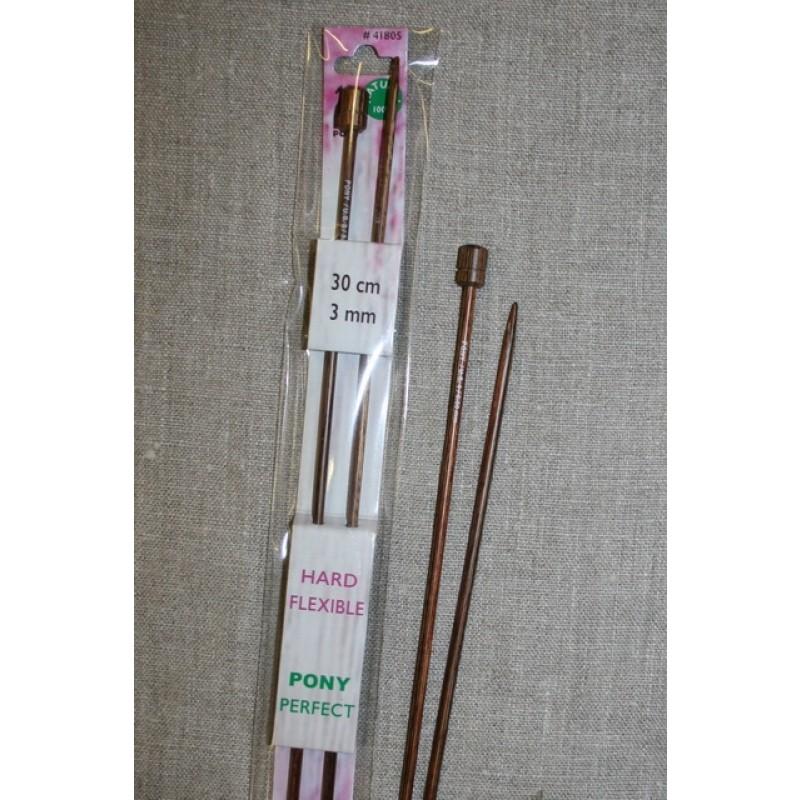 Pony Perfect jumperpinde i bambus str. 2-3½