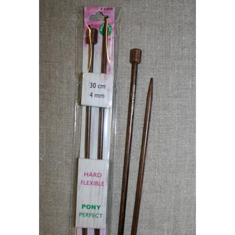 Pony Perfect jumperpinde i bambus str. 4-5