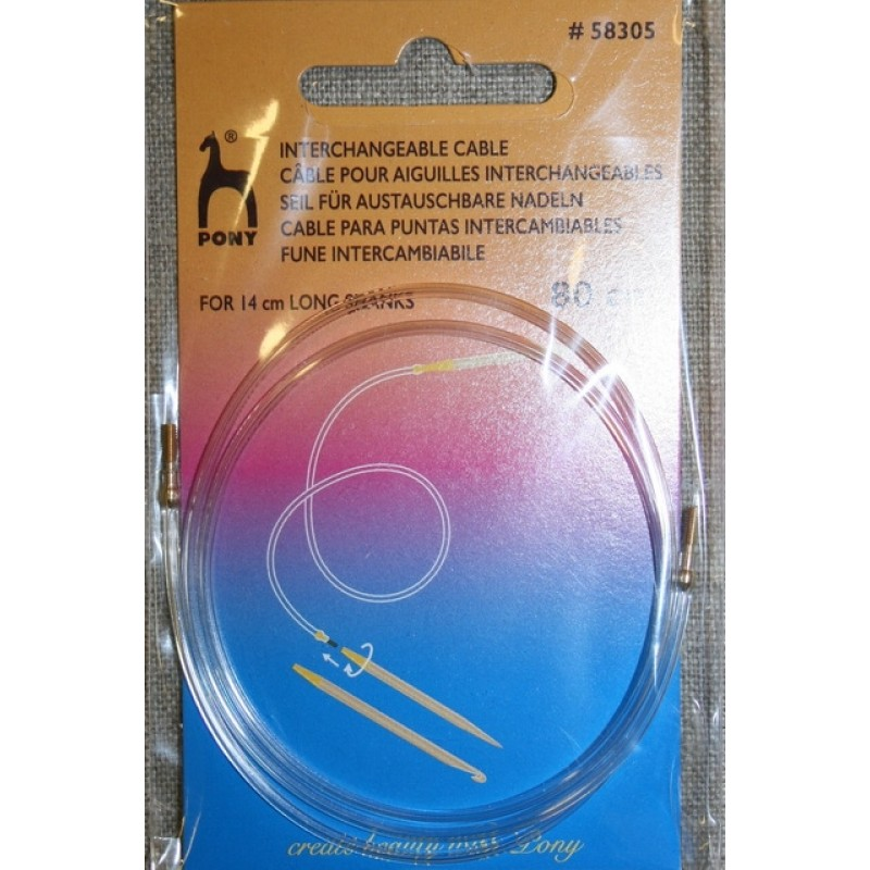 Pony Perfect Wire 80 cm.-33