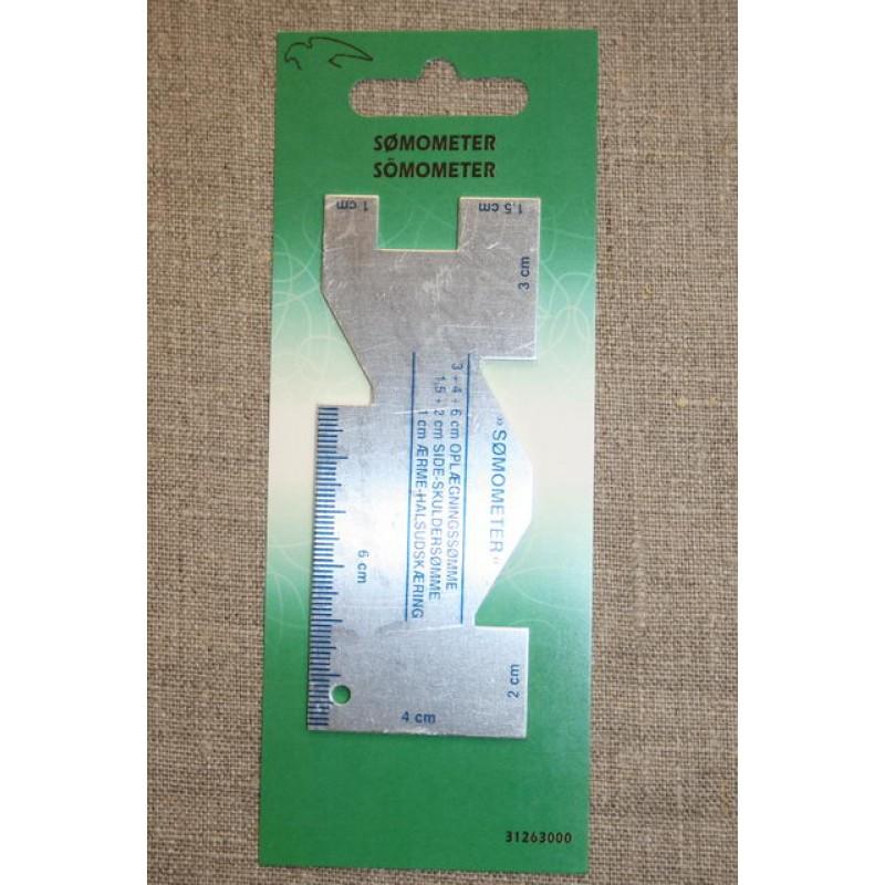 Sømometer metal