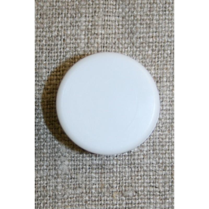Rasleboks 21 mm. hvid