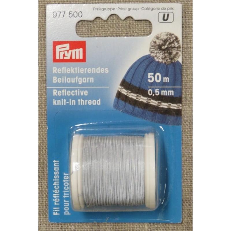 Reflex tråd på 0,5 mm., 50 meter-34