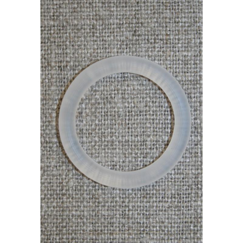 Suttekæde O-ring transperant