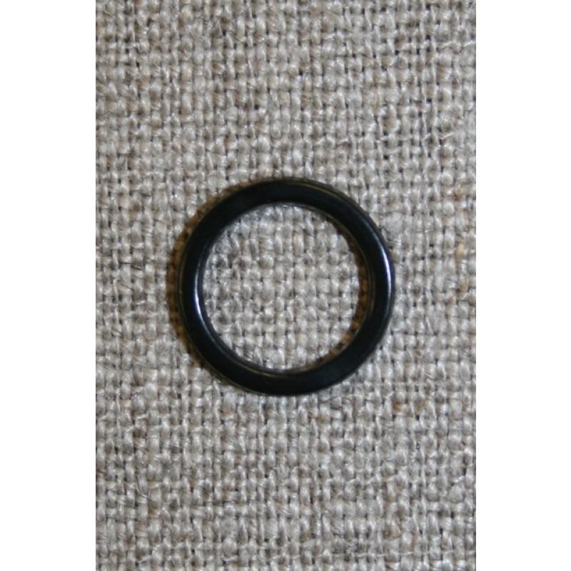 BH-ring 12 mm. sort-31