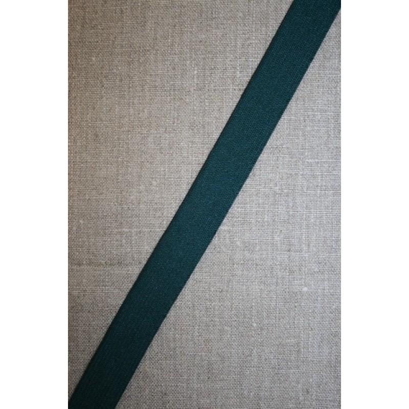 20 mm. elastik flaskegrøn-35