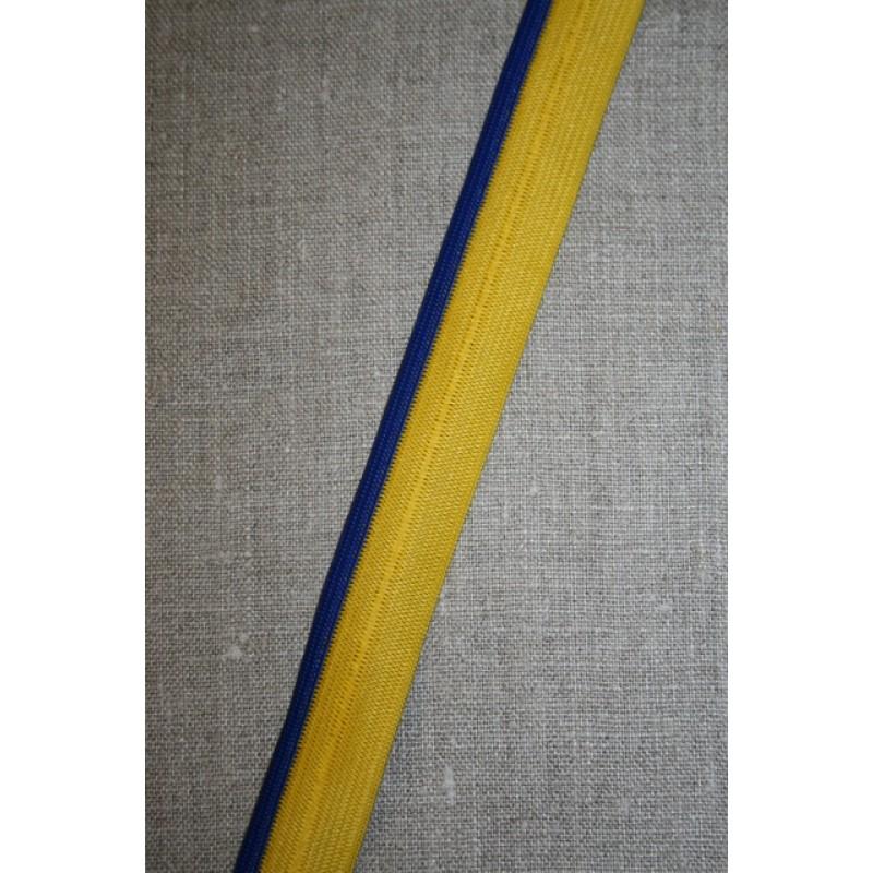 Elastik gul blå-31