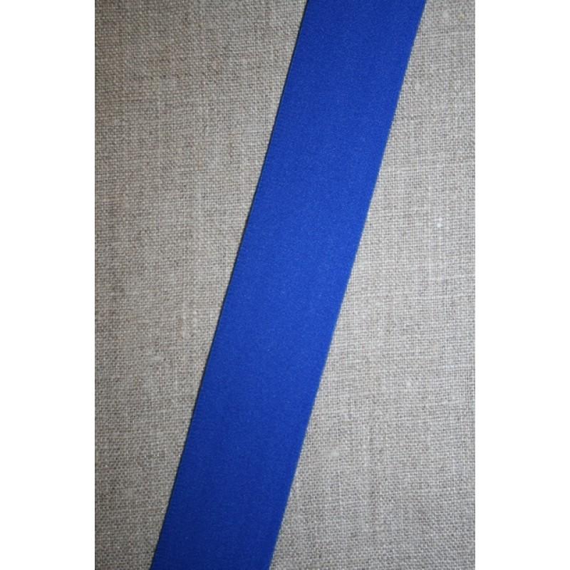 Elastik til undertøj 30 mm. koboltblå