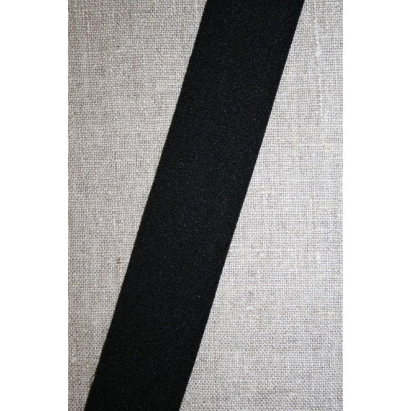Elastik til undertøj 30 mm. sort-35