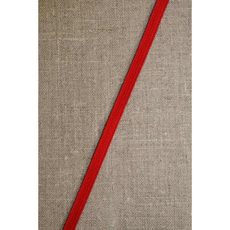 Rest 06 mm. rød elastik, 350 cm