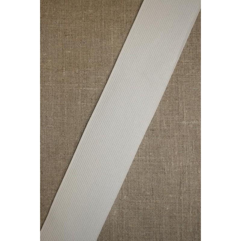 50 mm. elastik hvid-31