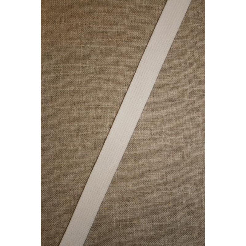 15 mm. elastik, hvid-31