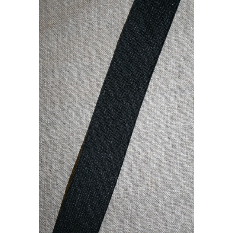 30 mm. elastik sort-31