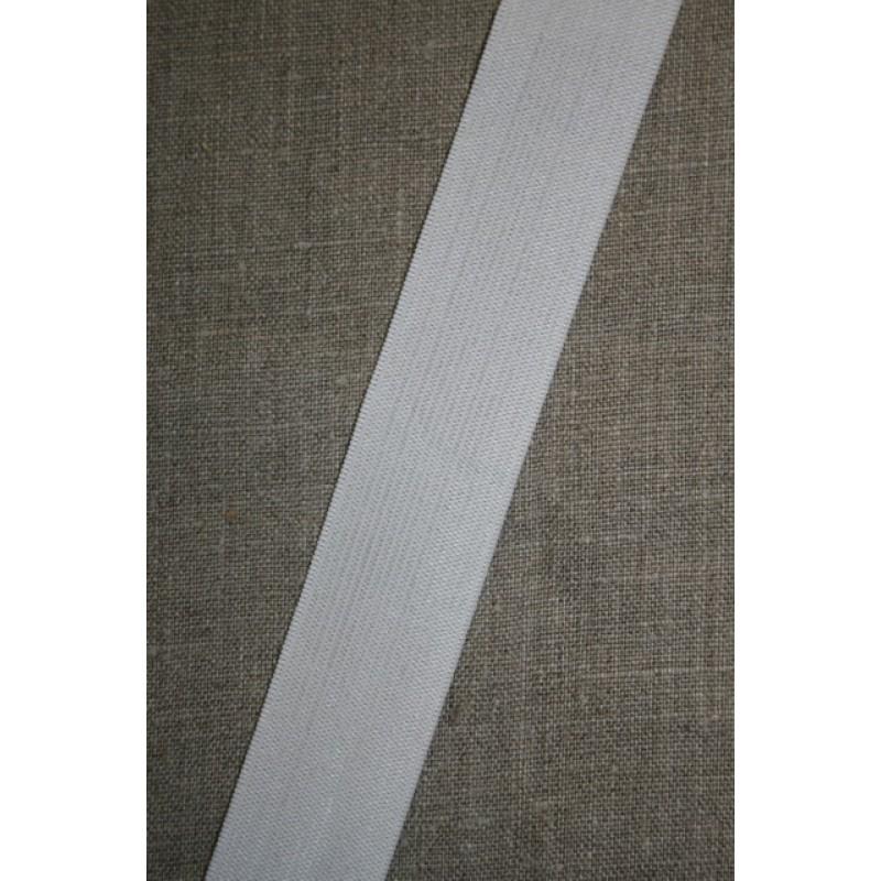 30 mm. elastik hvid-31