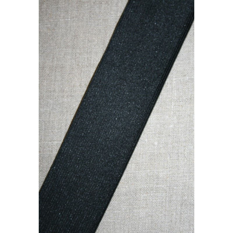 50 mm. elastik sort-31