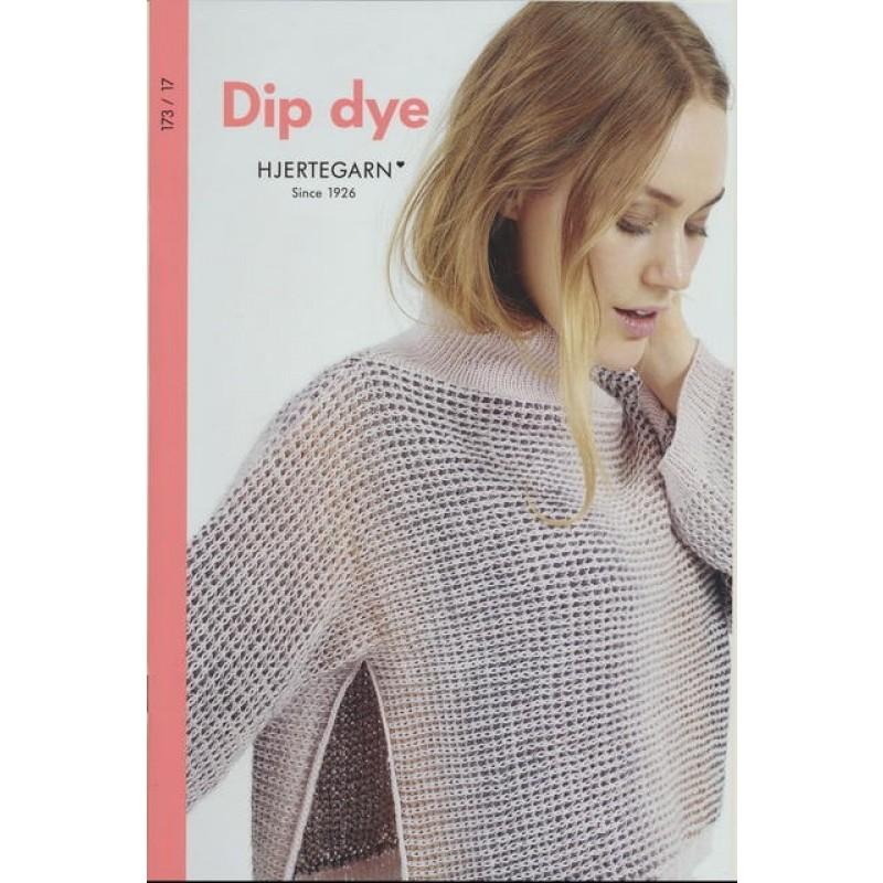 173 Hæfte Dame Dip Dye 6 modeller