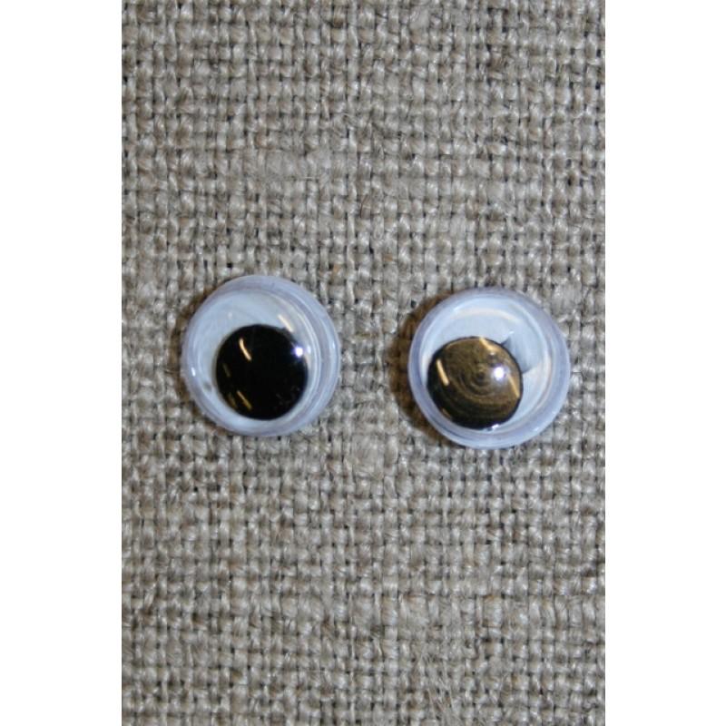 Bamse øjne-Rulleøjne 8 mm.-33