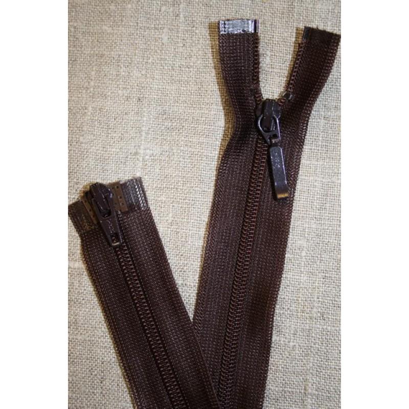 59 cm 2-vejs mørkebrun