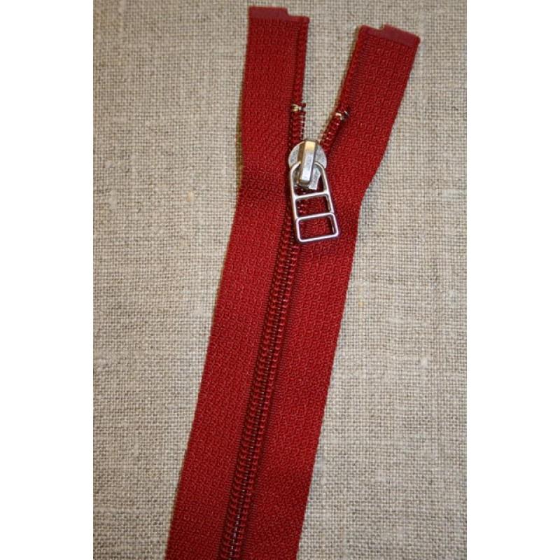 63 cm rød lynlås-31