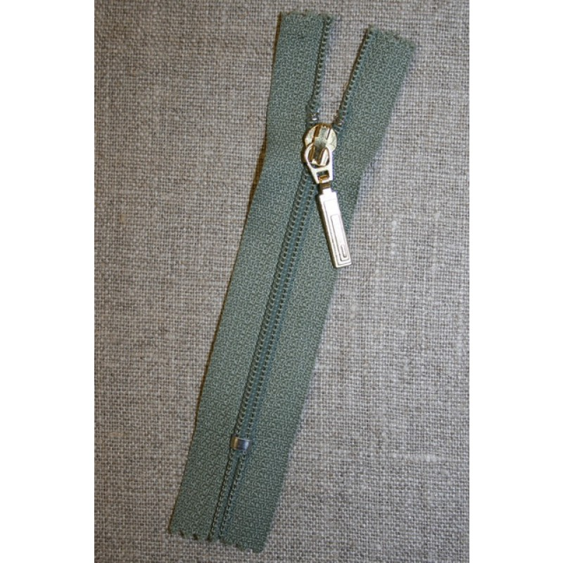 08 cm m/guld vedhæng st. grøn-33