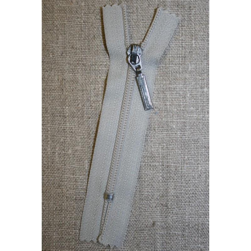 08 cm m/sølv vedhæng, lysegrå-31
