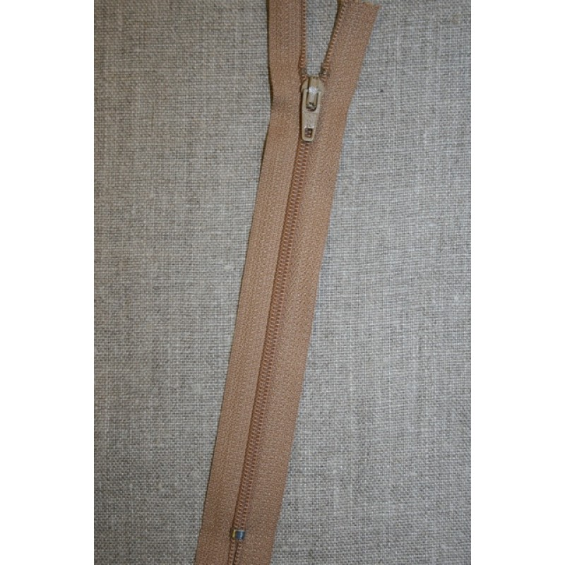 16 cm plast lynlås YKK Beige-33