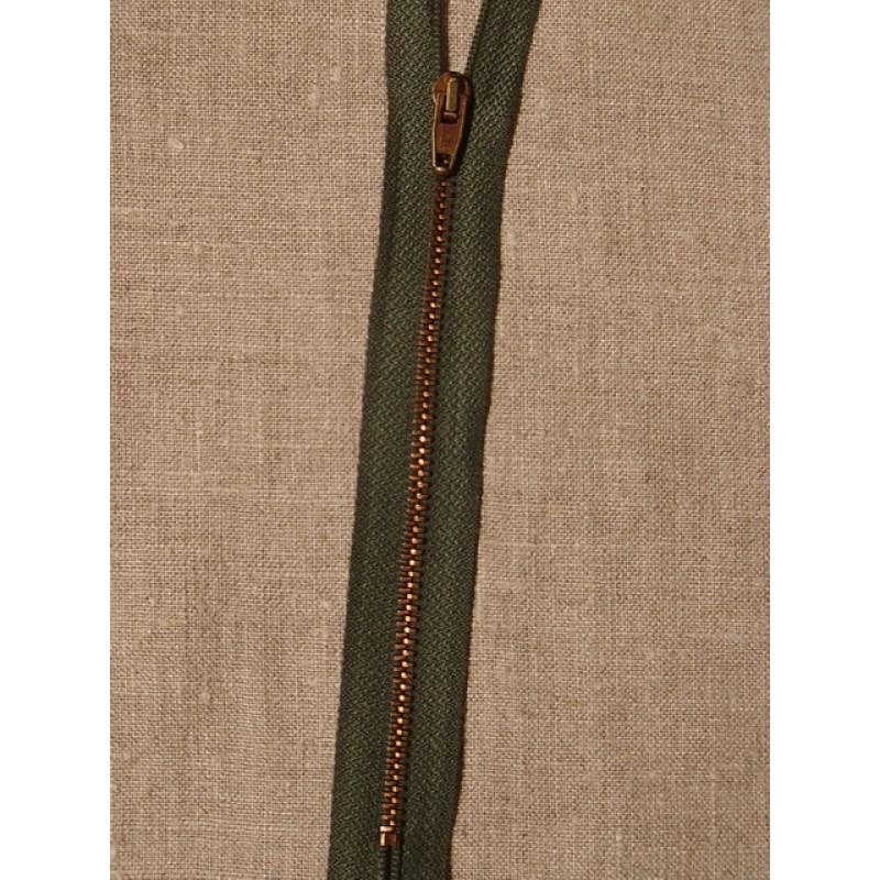 16 cm. metal lynlås army-31