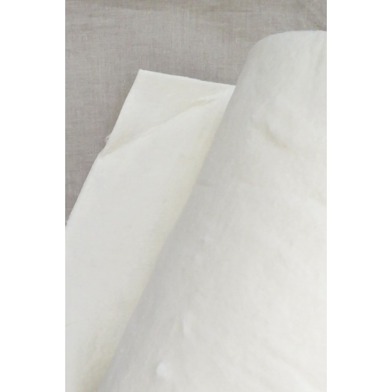 Pladevat/Heirloom 80% bomuld/20% polyester, natur 243 cm.