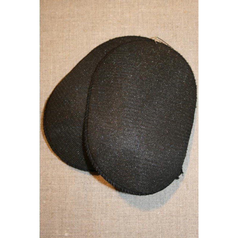 Skulderpude til raglan, sort