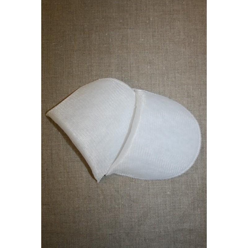 Skulderpude tynd, hvid-35