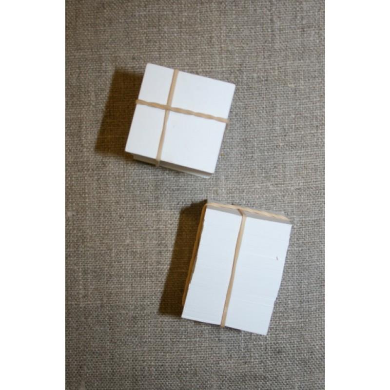 Firkantet pap til patchwork, 3x3 cm.-35