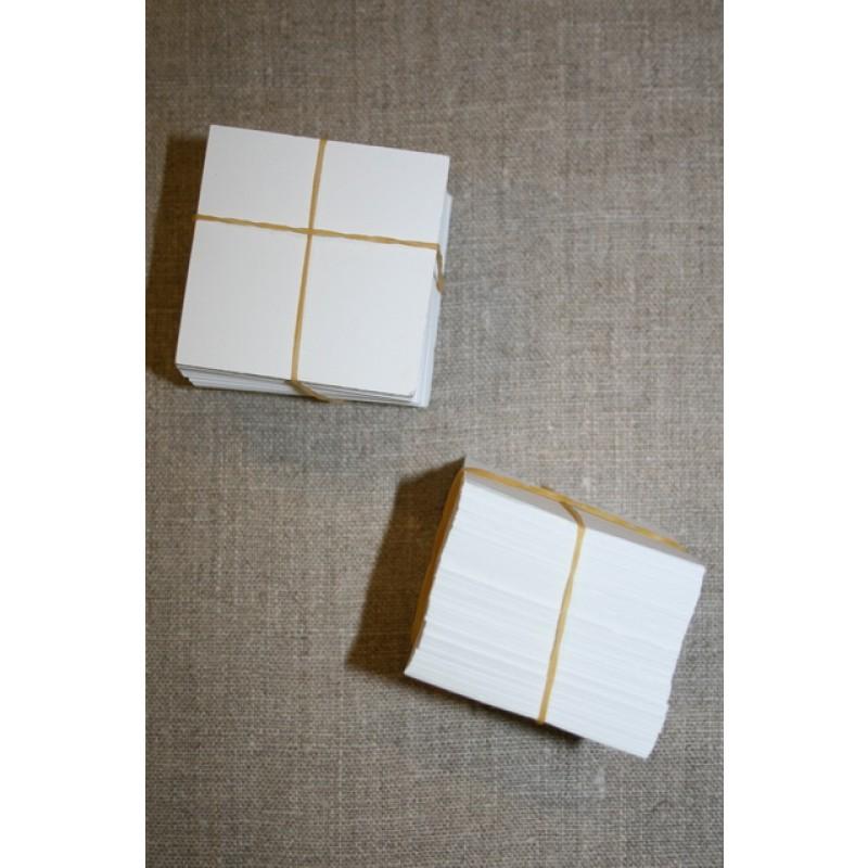 Firkantet pap til patchwork, 5x5 cm.-35
