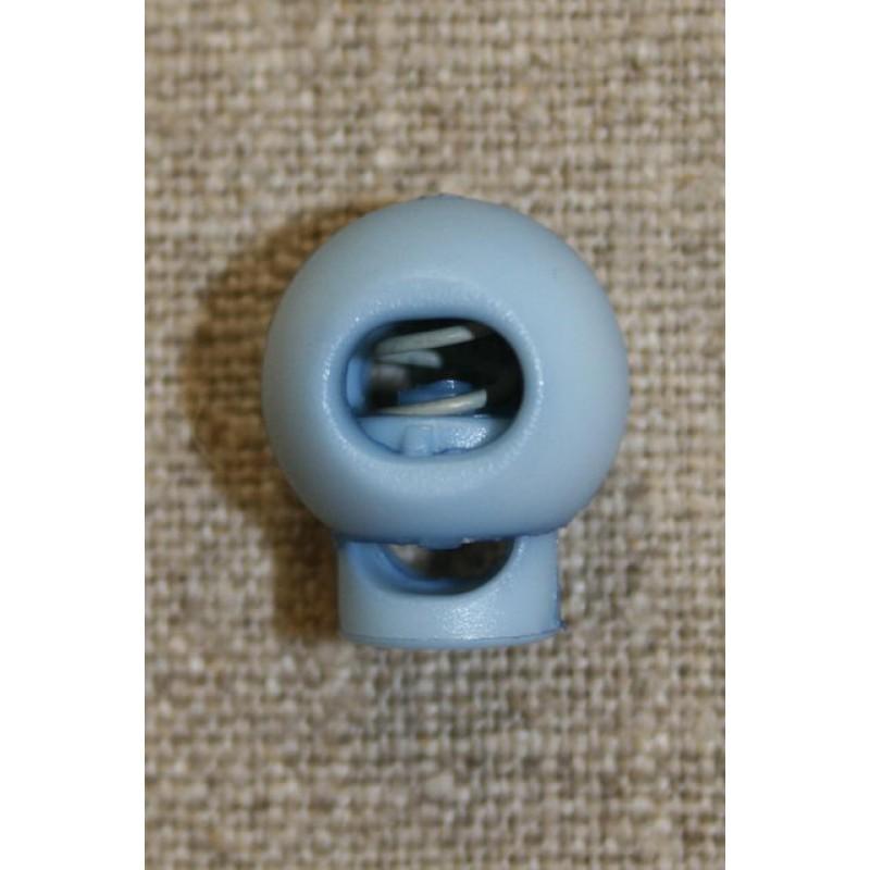 Snorstopper lille rund, lyseblå-31