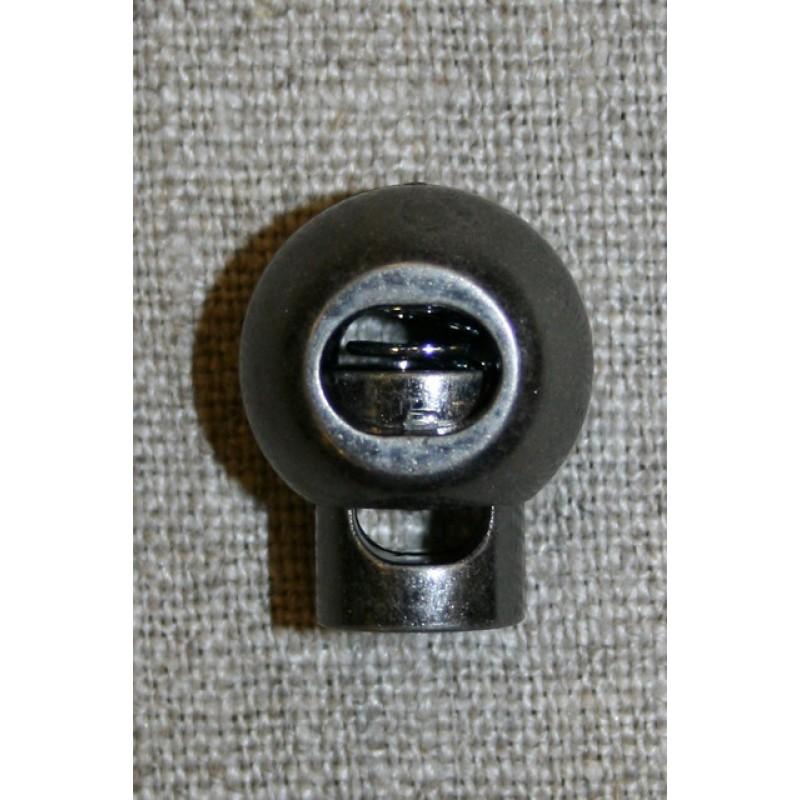 Snorstopper i Gun-metal, rund