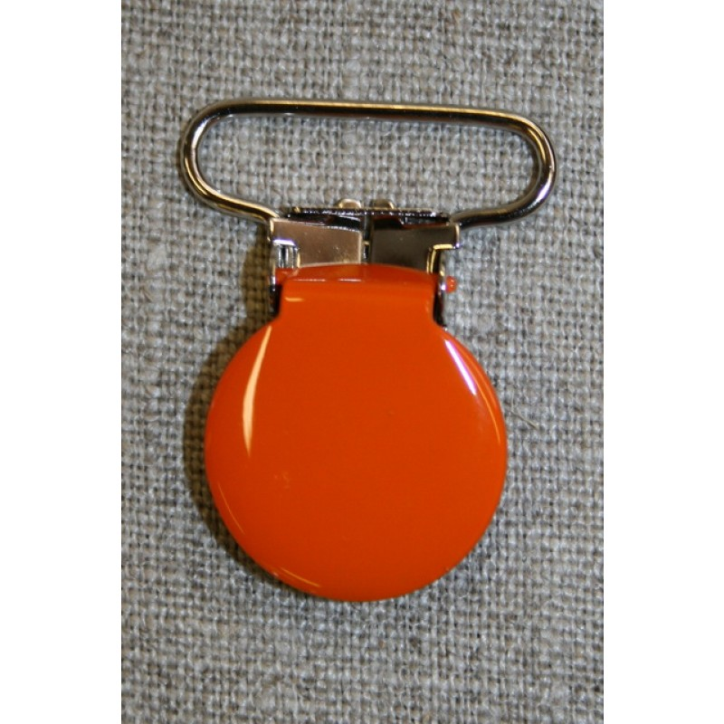 Seleclips 25 mm. orange-35