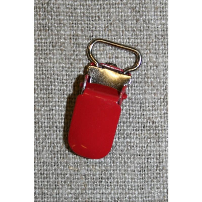 Seleclips 10 mm. rød-35