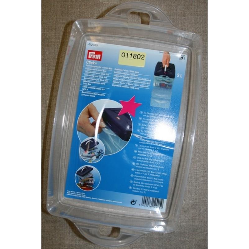 Prym Click indsats Plast indsats 2 l.-33