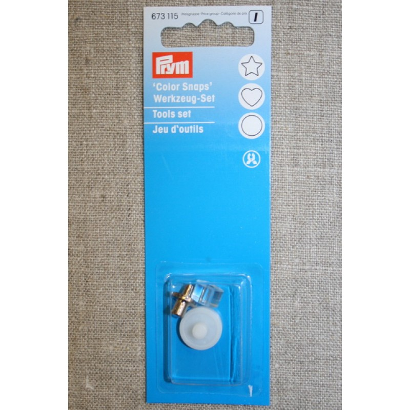 Værktøj til plast-trykknapper-35