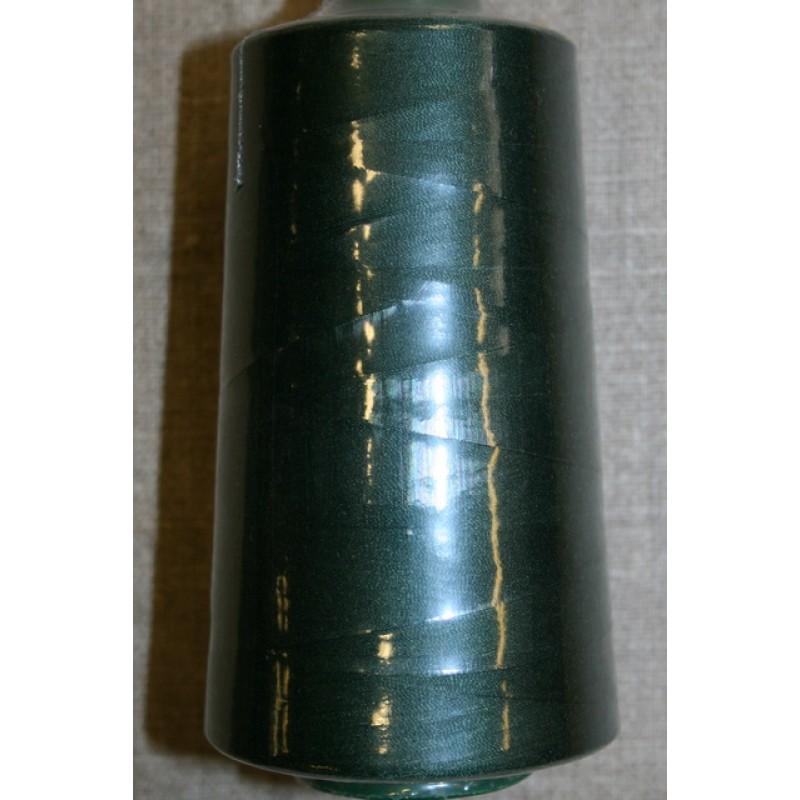 Overlocktråd 5000 yards flaskegrøn