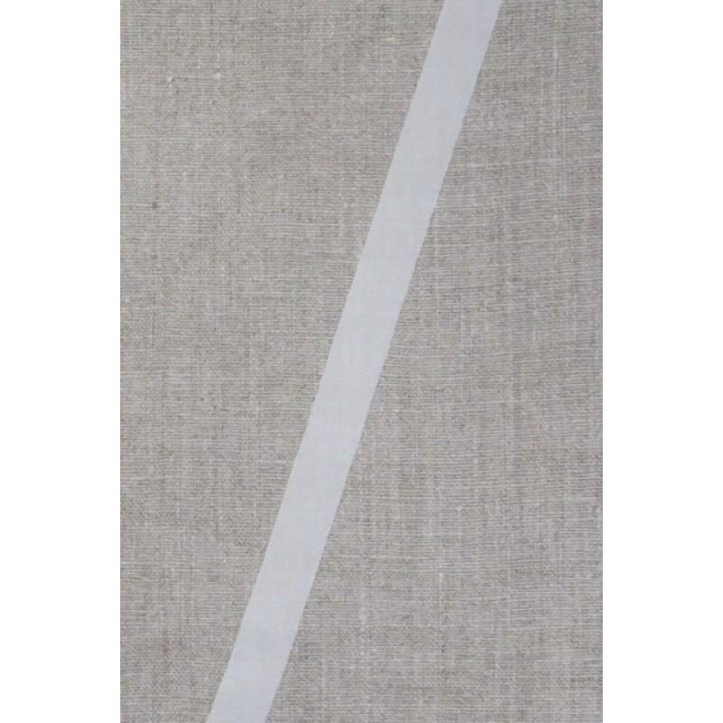 Sømbånd flexibelt hvid 15 mm.-36