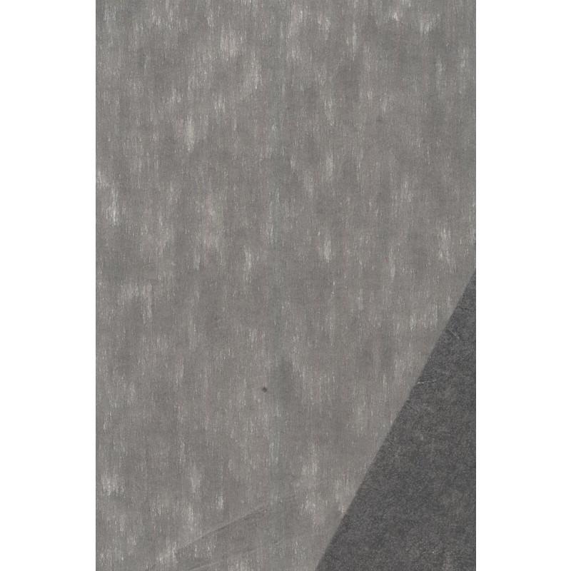 Vlies tynd sort/grå 180-33