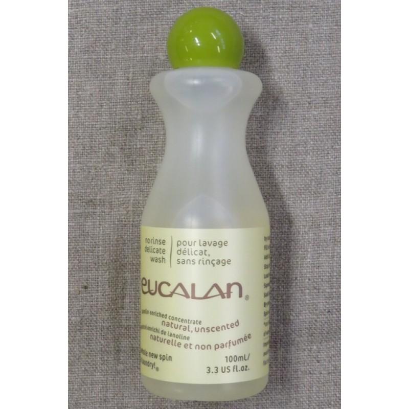 Uld vaskemidde med lanolin / Eucalan 100 ml. neutral-31