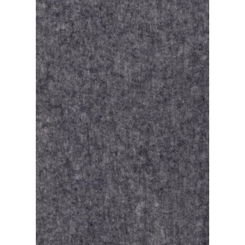 Vlies grå-meleret