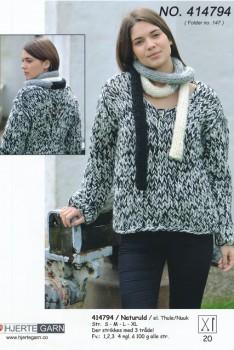 414794 Mega Knitt