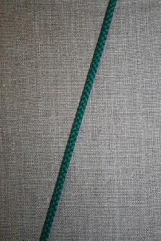 Anoraksnor 4 mm. mørk irgrøn