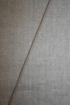 Anoraksnor bomuld 3,5 mm. beige