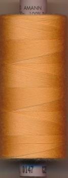 Aspo Amann Sytråd i Lys støvet orange