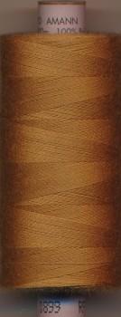 Aspo Amann Sytråd i Brænde orange-brun